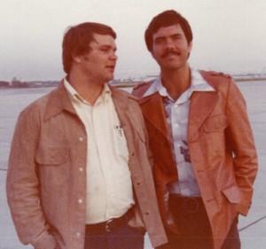 Brennan Wedick.AirportTarmarck.1977