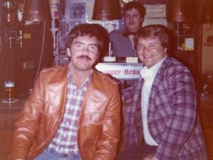 Wedick Brennan.Frankfurt.1977