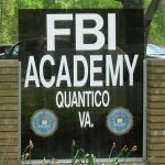 FBIAcademy Sign