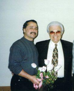 Photo (Flower) Myself as John Calabria and Salvatore Vitello