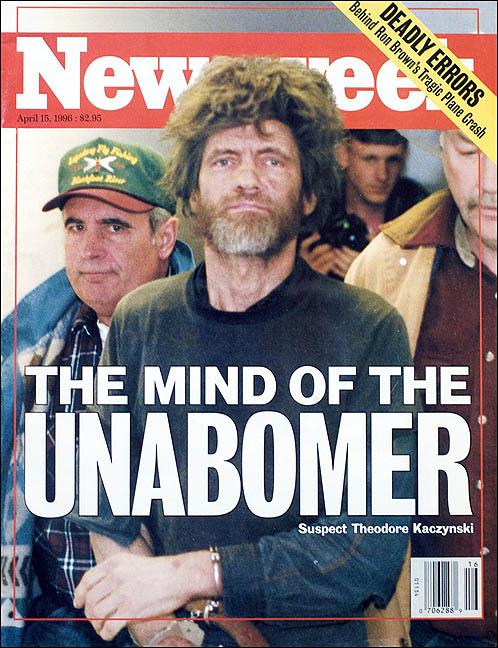 Episode 055: Max Noel - Unabomber Terrorist Ted Kaczynski (Part 1) - Jerri  Williams