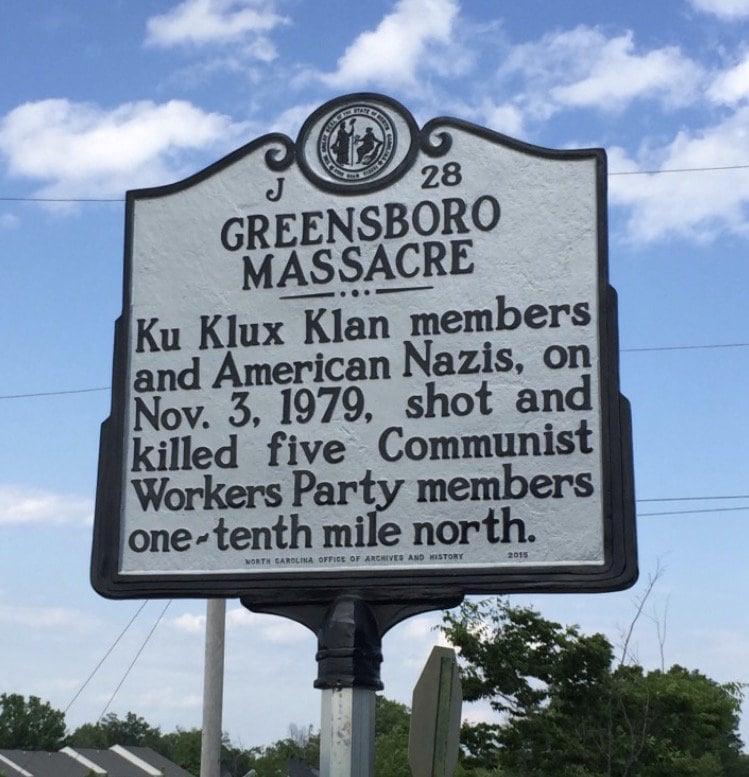 Episode 166: Cecil Moses - Greensboro Massacre - Jerri Williams